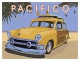 Pacifico Poster by David Grandin