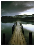 Silent Dock Prints by Andy Kerry
