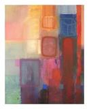 Luminescence IV Prints by Hooshang Khorasani