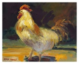 Rooster IV Art by Allayn Stevens