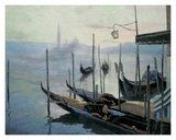 Venetian Twilight Prints by Julien V