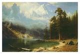 Mount Corcoran Posters af Albert Bierstadt