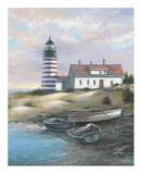 Quoddy Head Light Posters by  Amba