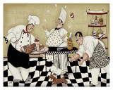 Kitchen Kapers II Prints
