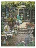 Miss Trawick's Garden Shop Posters by Janet Kruskamp