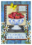 Good Health Poster par Wendy Bentley