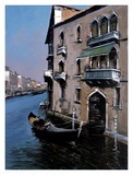 Grand Canal Prints by  Ianicelli