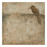 Bird Study I Print by Casey Matthews