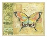 Golden Garden IV Prints by Susan Winget