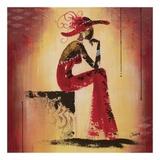 Glamour III Art by Johanna Braun