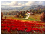 French Countryside Prints by Marino