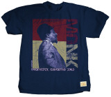 Thelonious Monk - Monterey T-shirts by Jim Marshall