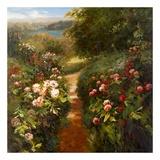 Beautiful Path Print by K. Adams