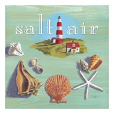 Salt Air Prints by Geoff Allen