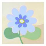 Pastel Flower Power III Prints by Monica Kuchta