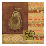 Poire II Prints by Jennifer Sosik