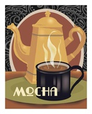 Mocha Art by Betty Whiteaker