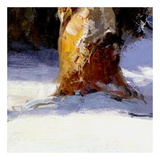 Beautiful Winter (detail no. 1) Print by Kent Wallis