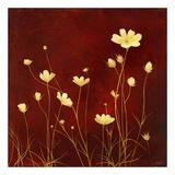 Flores en el Campo II Plakater af Clunia