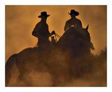 Knight Riders Art by Bobbie Goodrich