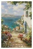 Citta del Mare Art by  Paline