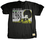 Jimi Hendrix - Winterland T-Shirt by Jim Marshall