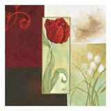 Tulip Square I Plakater af Maria Woods