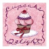 Cupcake Delight Prints by Janet Kruskamp