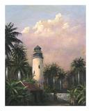 El Faro de Santiago Art by Michael R. Miller