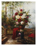 Romantic Centerpiece Poster by  Janor