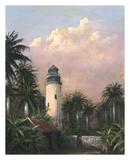 El Faro de Santiago Posters by Michael R. Miller