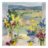 Tuscany Floral Prints by Allayn Stevens