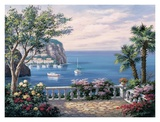 Costa del Sol Prints by Sung Kim