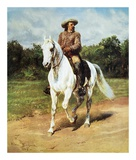 Buffalo Bill Print by Rosa Bonheur
