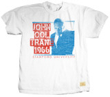 John Coltrane - Ponder T-Shirt by Jim Marshall