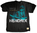 Jimi Hendrix - Sound Check T-shirts by Jim Marshall