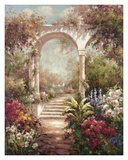 Fiorenza's Garden Prints by James Reed