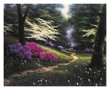 Dogwood Trail Prints by Egidio Antonaccio