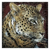 Portrait de Leopard Poster by Arietta Braun