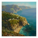 Vernazza Coast Posters by Gasini 