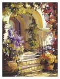 Fragrant Entry Posters by Betty Carr