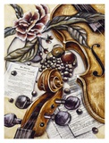 Philharmonic Society Prints by Janet Blumenthal