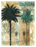 Palm IV Art by Maeve Fitzsimons
