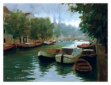 Bateau Avenue Prints by Roger Williams