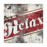 Relax Posters by Rodney White