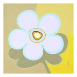 Pastel Flower Power IV Poster by Monica Kuchta