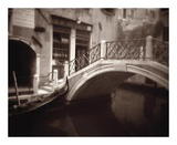 Canal Bridge Prints by David Westby