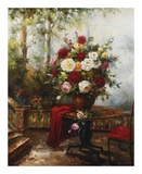 Romantic Centerpiece Prints by  Janor
