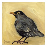 Bird I Prints by Suzanne Etienne