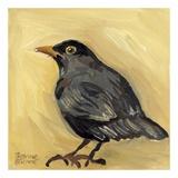 Bird I Print by Suzanne Etienne
